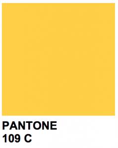 Pantone109C
