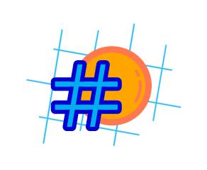 Throw Back Thursday Theme with a hashtag