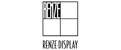 Renze Display's logo